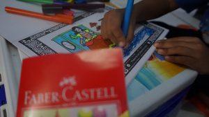 kegiatan menyenangkan dengan Faber Castell Colour To Life