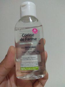Micellar water Corine De Farme